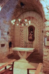 vista de l'altar